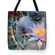 Living Radiance Tote Bag