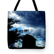 Livoe Island Late Day Denmark Tote Bag