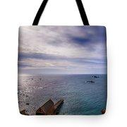 Lizard Point Cornwall Tote Bag