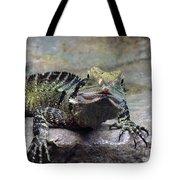 Lizzie's Gaze Tote Bag