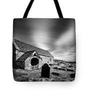 Llangelynnin Church Tote Bag