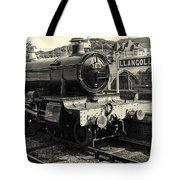 Llangollen Railway Tote Bag