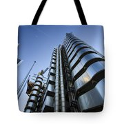 Lloyd's Building. Tote Bag