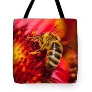 Loads Of Bee Pollen Tote Bag