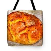 Loaf Of Bread Tote Bag