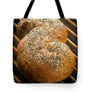 Loaf Of Fresh Baked Bread Tote Bag