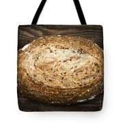 Loaf Of Multigrain Artisan Bread Tote Bag by Elena Elisseeva