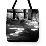 Lobby Of The Bow Tote Bag