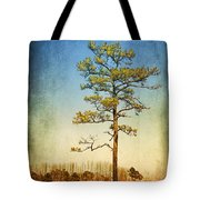 Loblolly Pine Along The Chesapeake Tote Bag