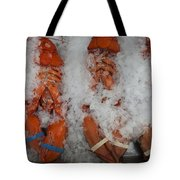 Lobster At Woodman's Tote Bag