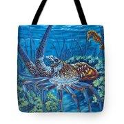 Lobster Season Tote Bag