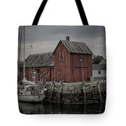 Lobster Shack - Rockport Tote Bag
