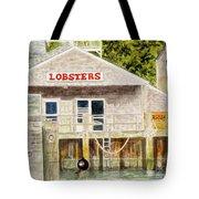 Lobster Shack Tote Bag