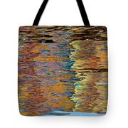 Lobster Trap Reflections Tote Bag