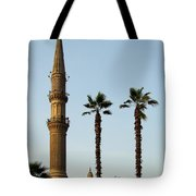 Local Cairo Mosque 02 Tote Bag