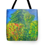 Local Trees Tote Bag