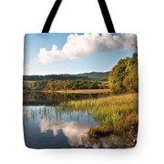 Loch Achray. Trossachs. Scotland Tote Bag