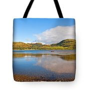 Loch Craignish Argyll Scotland Tote Bag