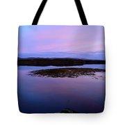 Loch Dunvegan At Sunrise Tote Bag