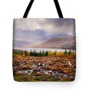 Loch Loyne Cairns Tote Bag