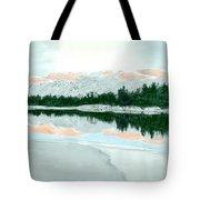 Loch Ossian Tote Bag