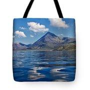 Loch Scavaig Tote Bag