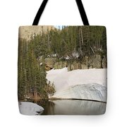 Loch View Tote Bag