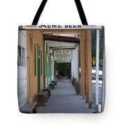 Locke Chinatown Series - Main Street - 7 Tote Bag