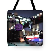 Locked Hearts Tote Bag