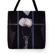 Locked-in Tote Bag