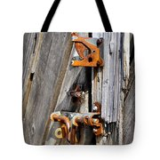 Locked Tight Tote Bag