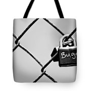 Locked Together Tote Bag