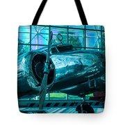 Lockheed Electra Tote Bag