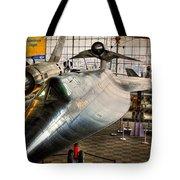 Lockheed M-21 Blackbird Tote Bag