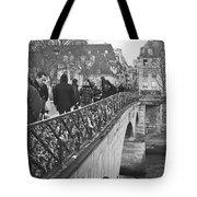 Locking Love Tote Bag
