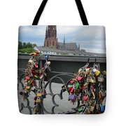 Locks Of Love 2 Tote Bag