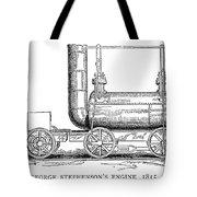 Locomotive, 1815 Tote Bag