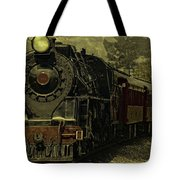 Locomotive 499  Tote Bag