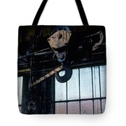 Locomotive Hook Tote Bag