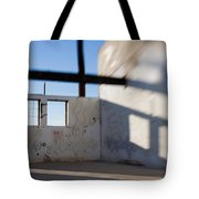 Loft For Rent  Burnt Out Building Or Wharehouse Tote Bag