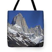 Lofty Mount Fitz Roy Tote Bag