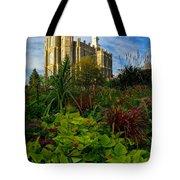 Logan Temple Tote Bag