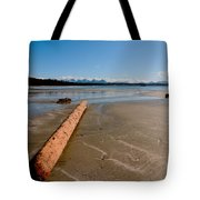 Logger Left Overs Tote Bag