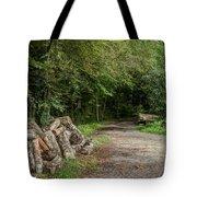 Logs Tote Bag