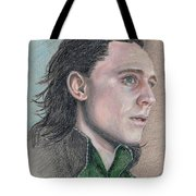 Loki From The Avengers Tote Bag