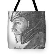 Loki Smirking Tote Bag