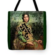 Lolita - Des Femmes Et Des Fleurs 0102 Tote Bag