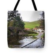 Loma Doone Farm  Malmsmead Tote Bag