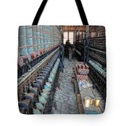 Lonaconing Silk Mill View Tote Bag