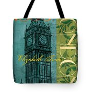 London 1859 Tote Bag